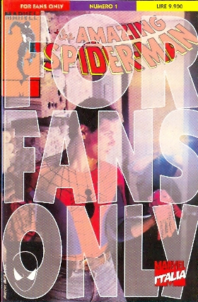 FOR FANS ONLY n. 1-12 + speciale – serie completa