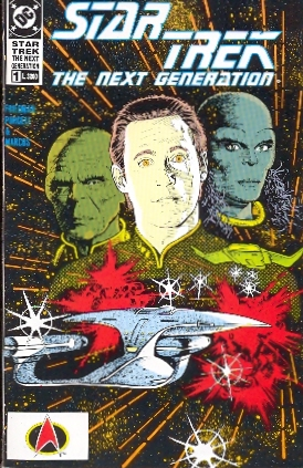 STAR TREK NEXT GENERATION n.1-8 serie completa
