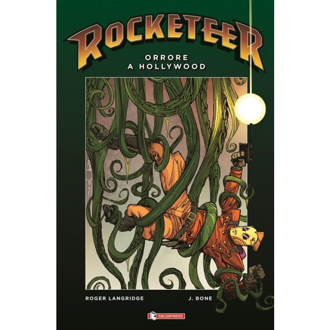 Rocketeer Orrore a Hollywood