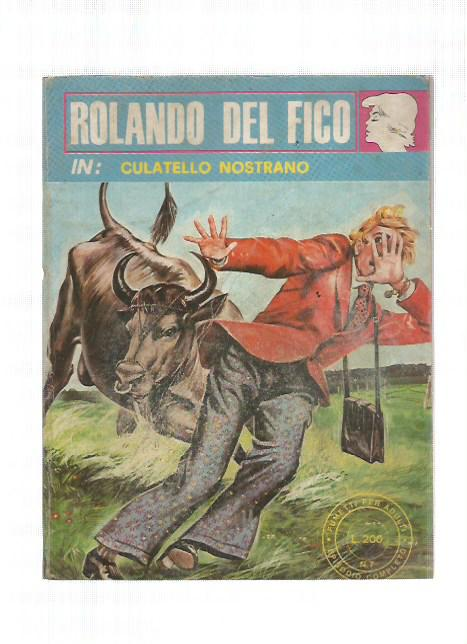 Collana Din Don n. 7 - Rolando Del Fico - Culatello Nostrano