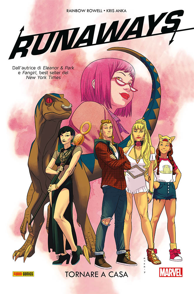 Runaways 1 Ritrova la strada per casa Marvel Collection
