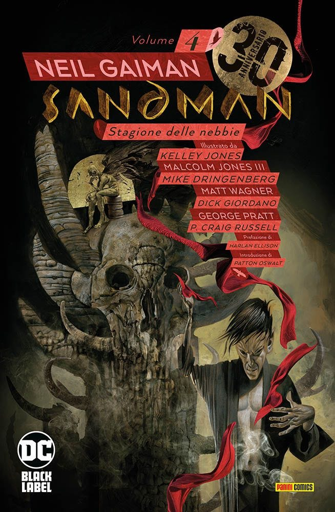 Sandman Library 4 Stagione delle nebbie