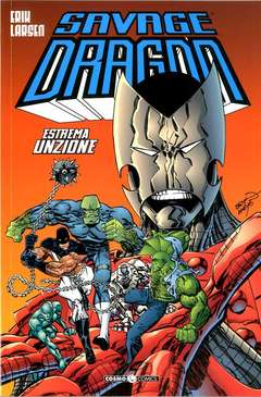 Savage Dragon 12 Estrema unzione
