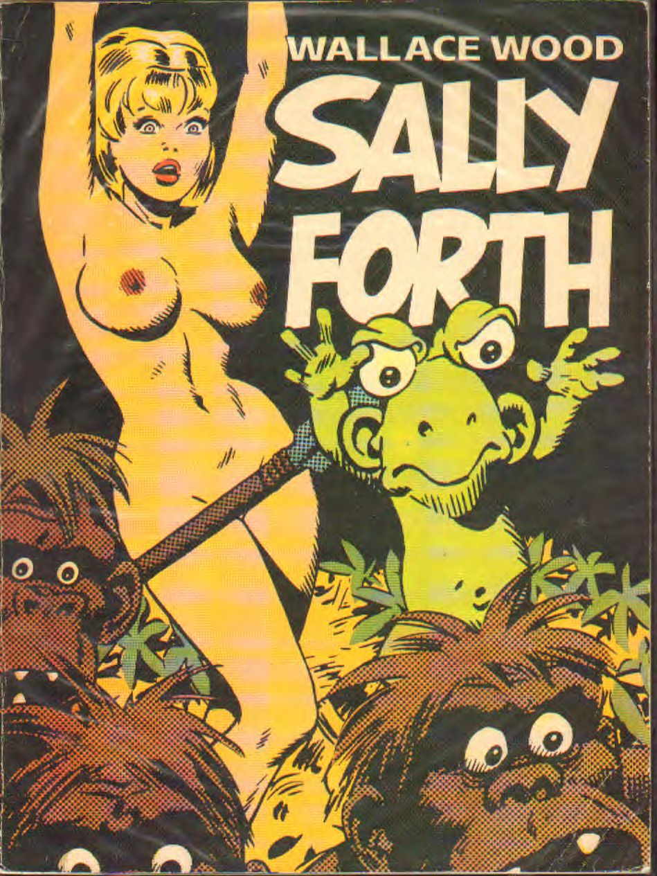 Wood - Sally Forth 1-2 Serie Completa