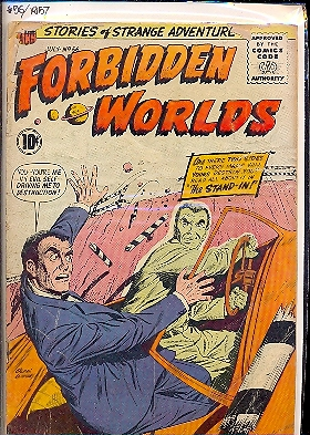 FORBIDDEN WORLDS n. 56