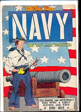 NAVY HISTORY AND TRADITION 1817-1865 - GIVEAWAY n.NN