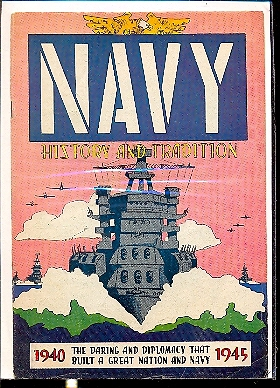 NAVY HISTORY AND TRADITION 1940-1945 - GIVEAWAY n.NN