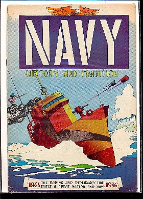 NAVY HISTORY AND TRADITION 1865-1936 - GIVEAWAY n.NN