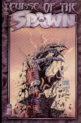 CURSE OF THE SPAWN N.4