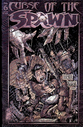 CURSE OF THE SPAWN N.6
