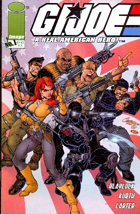 G.I.JOE A REAL AMERICAN HERO N. 1