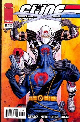 G.I.JOE A REAL AMERICAN HERO N. 6