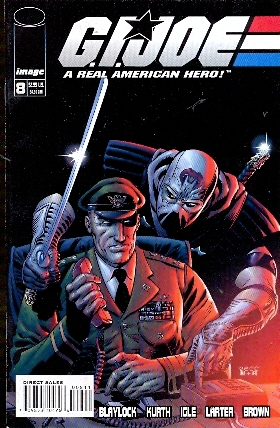 G.I.JOE A REAL AMERICAN HERO N. 8