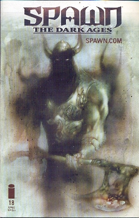 SPAWN DARK AGES N.18