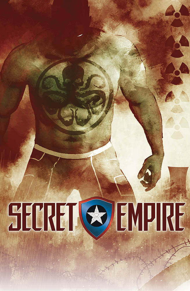 Secret empire 1 variant super fx Marvel Miniserie 189