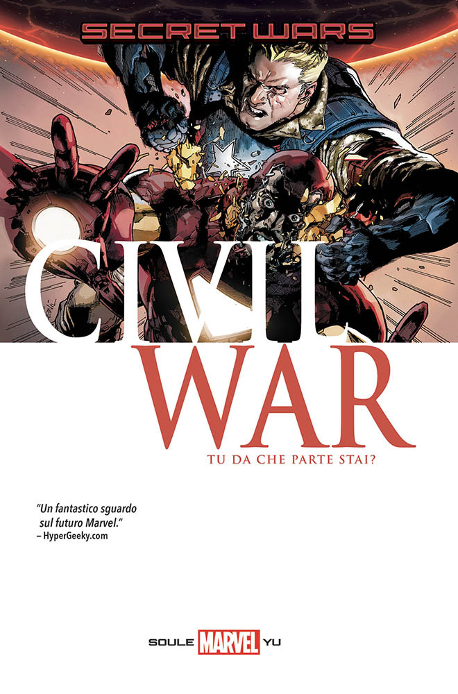 Secret Wars – Civil War Marvel Collection
