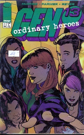 GEN 13 ORDINARY HEROES 1-2