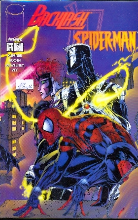 BLACKLASH SPIDERMAN 1-2 COMPLETA