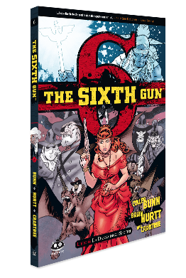 The Sixth Gun 6