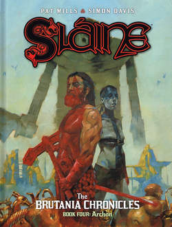 Slaine the Brutania Chronicles 4 L'arconte