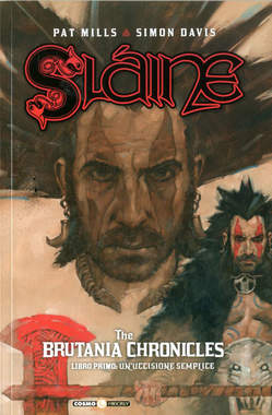 Slaine The Brutania Chronicles 1 Un piccolo omicidio