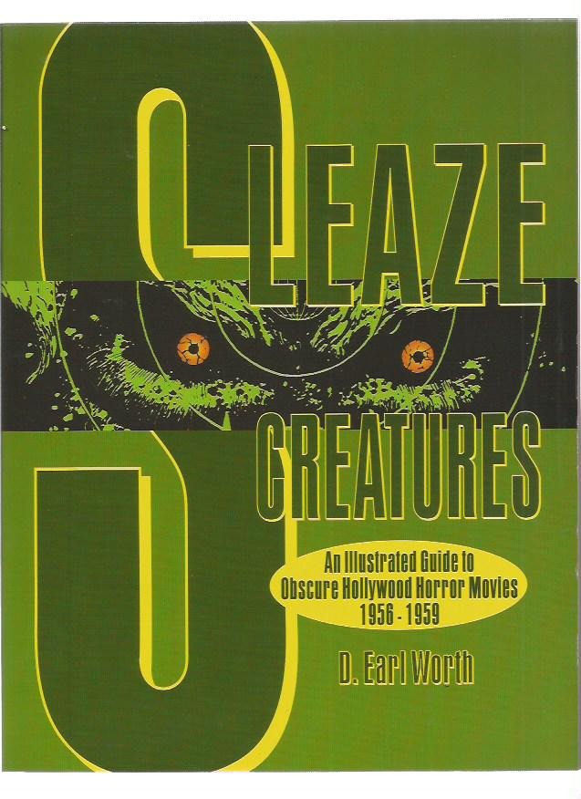 Sleaze Creatures - Fantasma Book