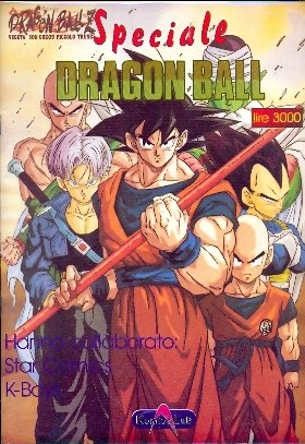 SPECIALE DRAGON BALL