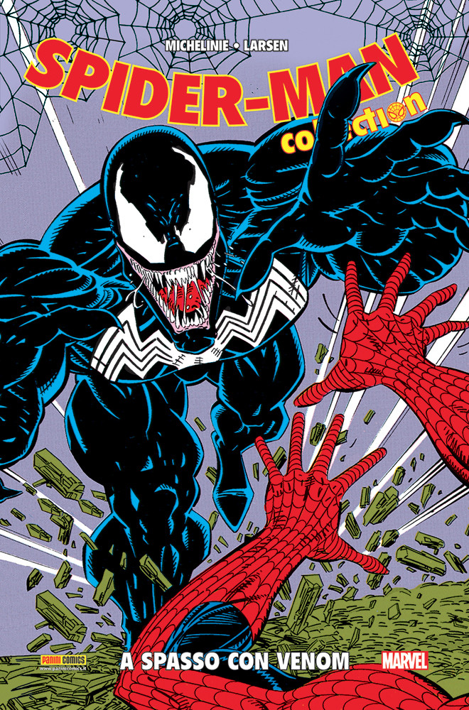 Spider-Man Collection 20 A spasso con Venomc
