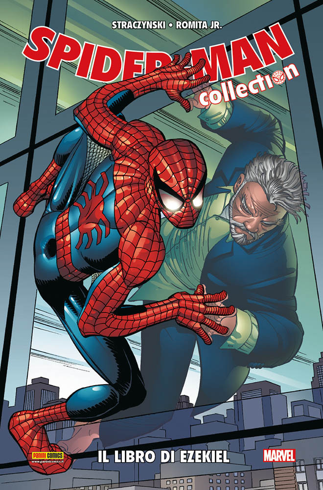 Spider-Man Collection 13 Il libro di Ezekiel