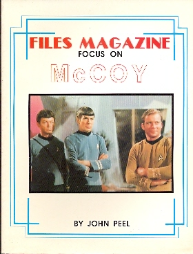 The Star Trek - Files Magazine Focus on Mc Coy