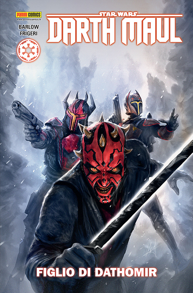 Star Wars – Darth Maul Figlio di Dathomir