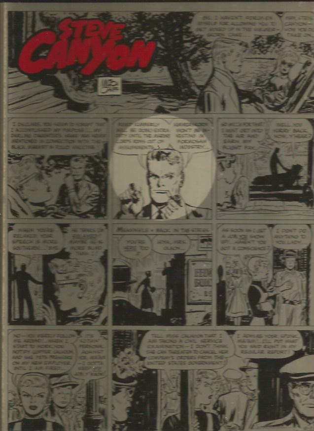 Steve Canyon Citizen Caniff