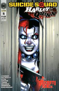 Suicide Squad/Harley Quinn 15