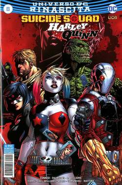 Suicide Squad/Harley Quinn 6 (28)