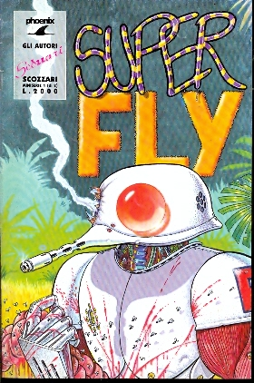 SUPER FLY N.1/2 - Serie completa