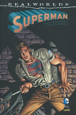 SUPERMAN – REALWORLDS