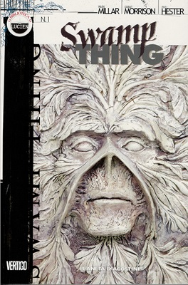 BIBLIOTECA VERTIGO: SWAMP THING DI MARK MILLAR