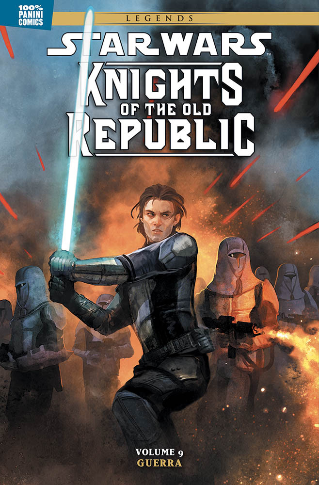 Star Wars: Knights of the old republic 9 Guerra