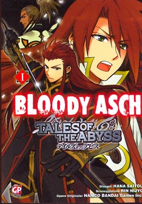 Tales Of The Abyss Bloody Asch 1/2