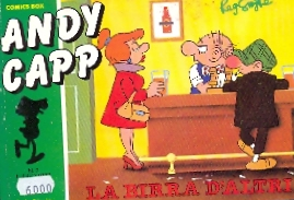 COMICS BOX ANDY CAPP N.9