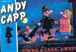 COMICS BOX ANDY CAPP N.13