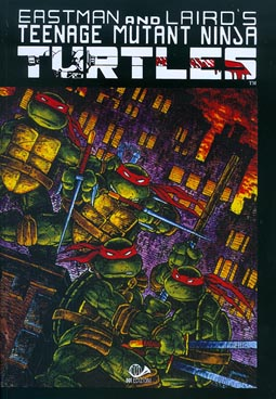 Teenage Mutant Ninja Turtles 6 Di 6