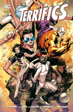 The Terrifics 1