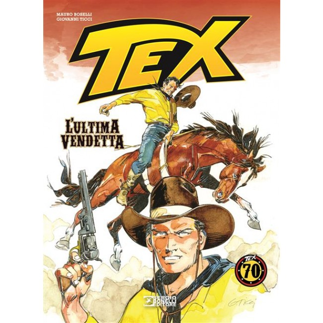 Tex L'ultima Vendetta