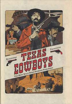 Texas Cowboys 1 The Best Wild West Stories Published
