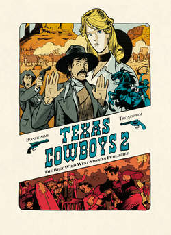 Texas Cowboys 2 The Best Wild West Stories Published