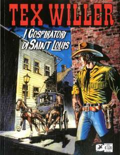 Tex Willer 11 I cospiratori di Saint Louis