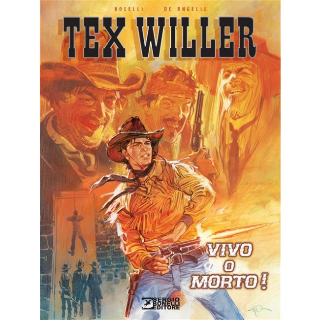 Tex Willer Vivo o Morto