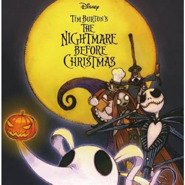 The Nightmare Before Christmas Il viaggio di zero 1
