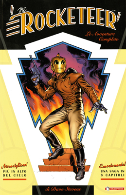 The Rocketeer Le Avventure Complete